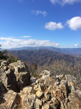 黒川山見晴台