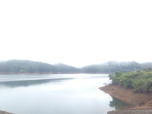上日川ダム3