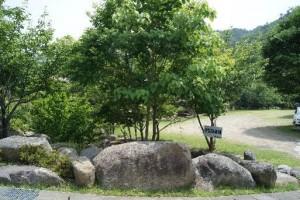 小倉山駐車場