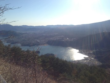 毛無山から眺望1