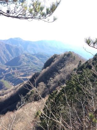 黒富士眺望