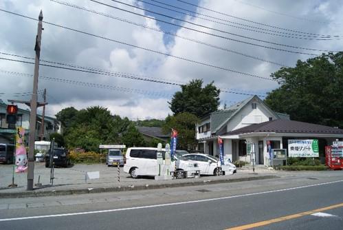 バス停富士山山中湖5